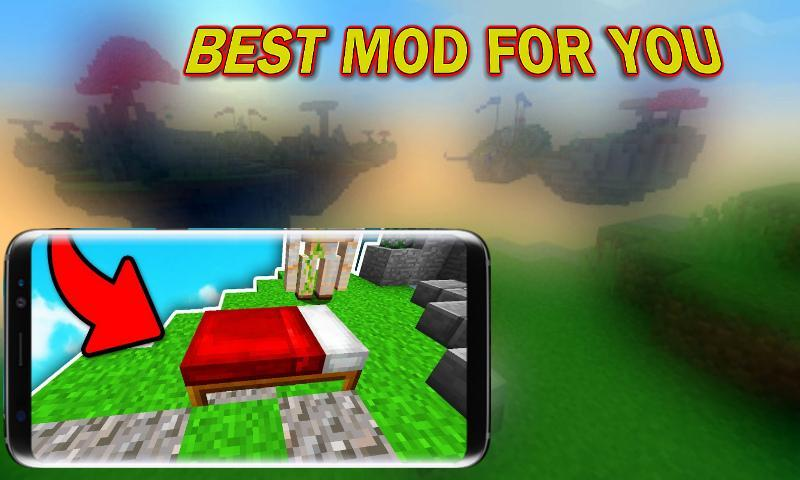 BedWars Mod for MCPE for Android - APK Download
