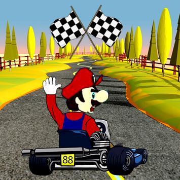 Super Kart Ario screenshot 2
