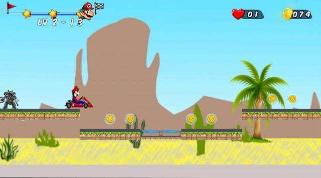 Super Kart Ario screenshot 3