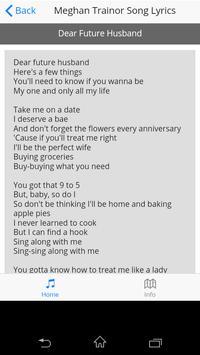 Meghan Trainor Song Lyrics screenshot 5