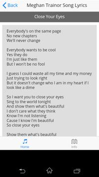 Meghan Trainor Song Lyrics screenshot 10