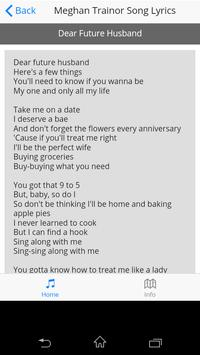 Meghan Trainor Song Lyrics screenshot 18