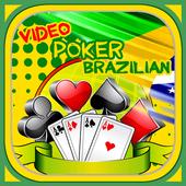 Video Poker Brasilian icon