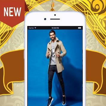 Men's Fashion apk screenshot