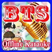 BTS Offline Karaoke icon