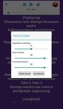 BTS Offline Karaoke screenshot 3