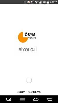 Biyoloji YGS LYS (Demo) poster