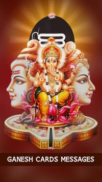Ganesh Chauth Messages & Cards poster