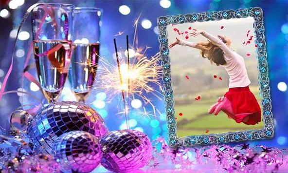 New Year Photo Frames apk screenshot