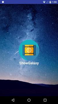 Show Galaxy ポスター