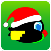 SunnyBird Christmas icon