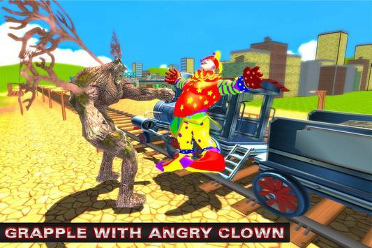 Monster City Attack: Tree Man apk screenshot
