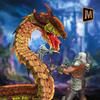 Anaconda Dragon Snake Simulator icon