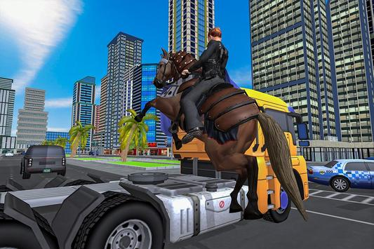 Mounted Police Horse Chase screenshot 7