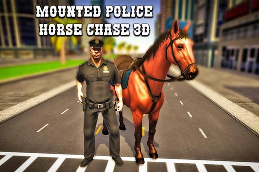 Mounted Police Horse Chase screenshot 9