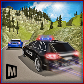San Andreas Police Hill Chase icon