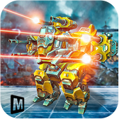 Robot War: Machine Fight icon