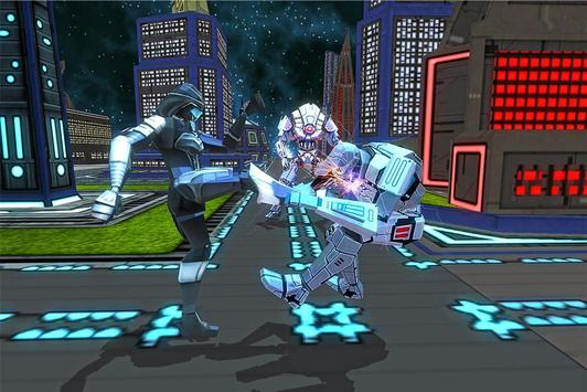 Robot War: Machine Fight apk screenshot
