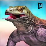 Angry Komodo Dragon: Epic RPG Survival Game