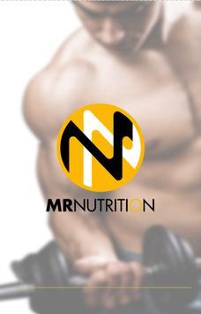 MR. NUTRITION poster