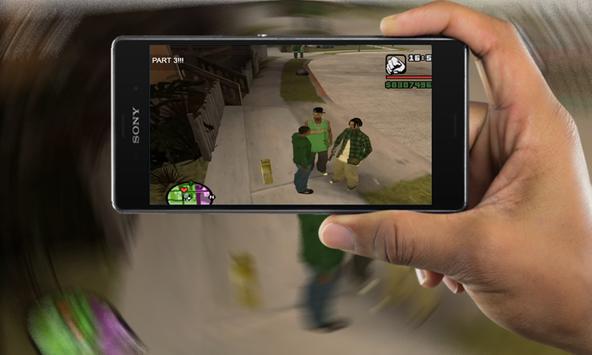 Cheats in GTA San Andreas 2017 apk screenshot