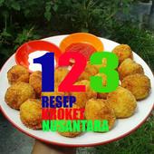 123 Resep Kroket Nusantara icon