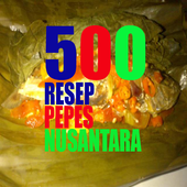 500 Resep Pepes Enak Nusantara icon