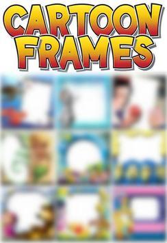 Cartoon Frames poster