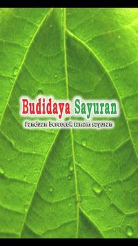Hortikultura Budidaya Sayuran poster
