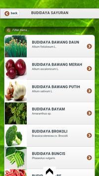 Hortikultura Budidaya Sayuran screenshot 1