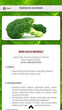Hortikultura Budidaya Sayuran apk screenshot