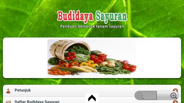 Hortikultura Budidaya Sayuran screenshot 3