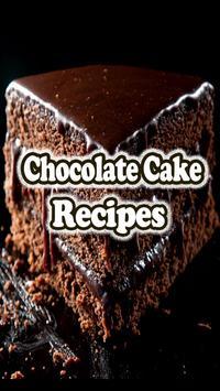 40+ Chocolate Cake Recipes poster