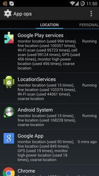 AppOps Launcher apk screenshot