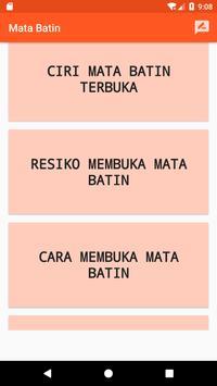 Cara Membuka Mata Batin poster