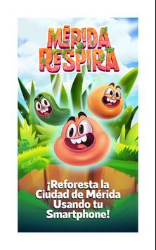 Mérida Respira poster