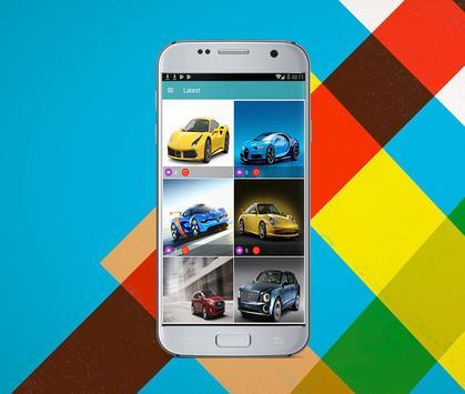 Sport Car HD Wallpaper screenshot 2