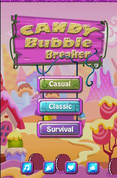 Candy Bubble Breaker ( Sweet Candy ) poster