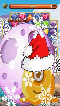 Jewels Super Match Santa Claus and Snow White apk screenshot