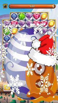Jewels Super Match Santa Claus and Snow White screenshot 2