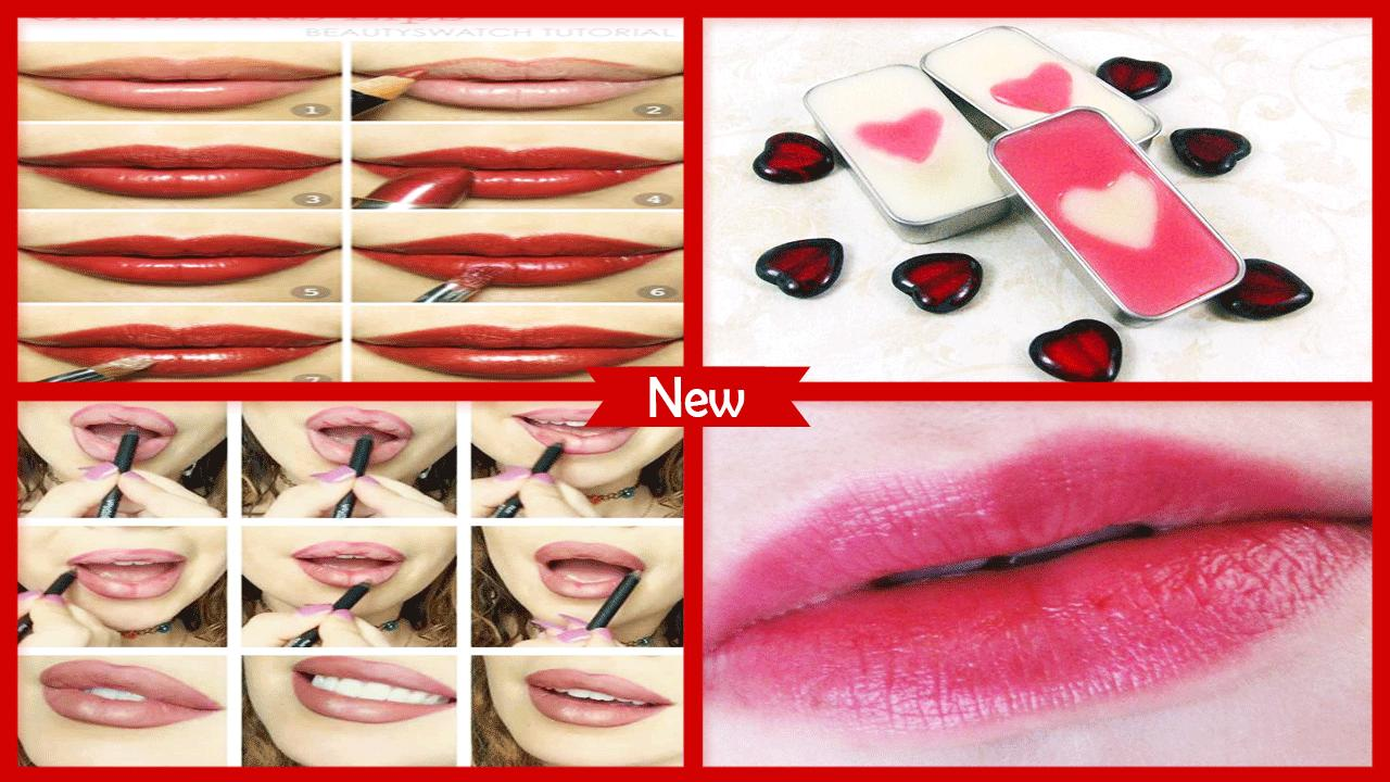 Best DIY Lip Stain Food Coloring Affiche ...