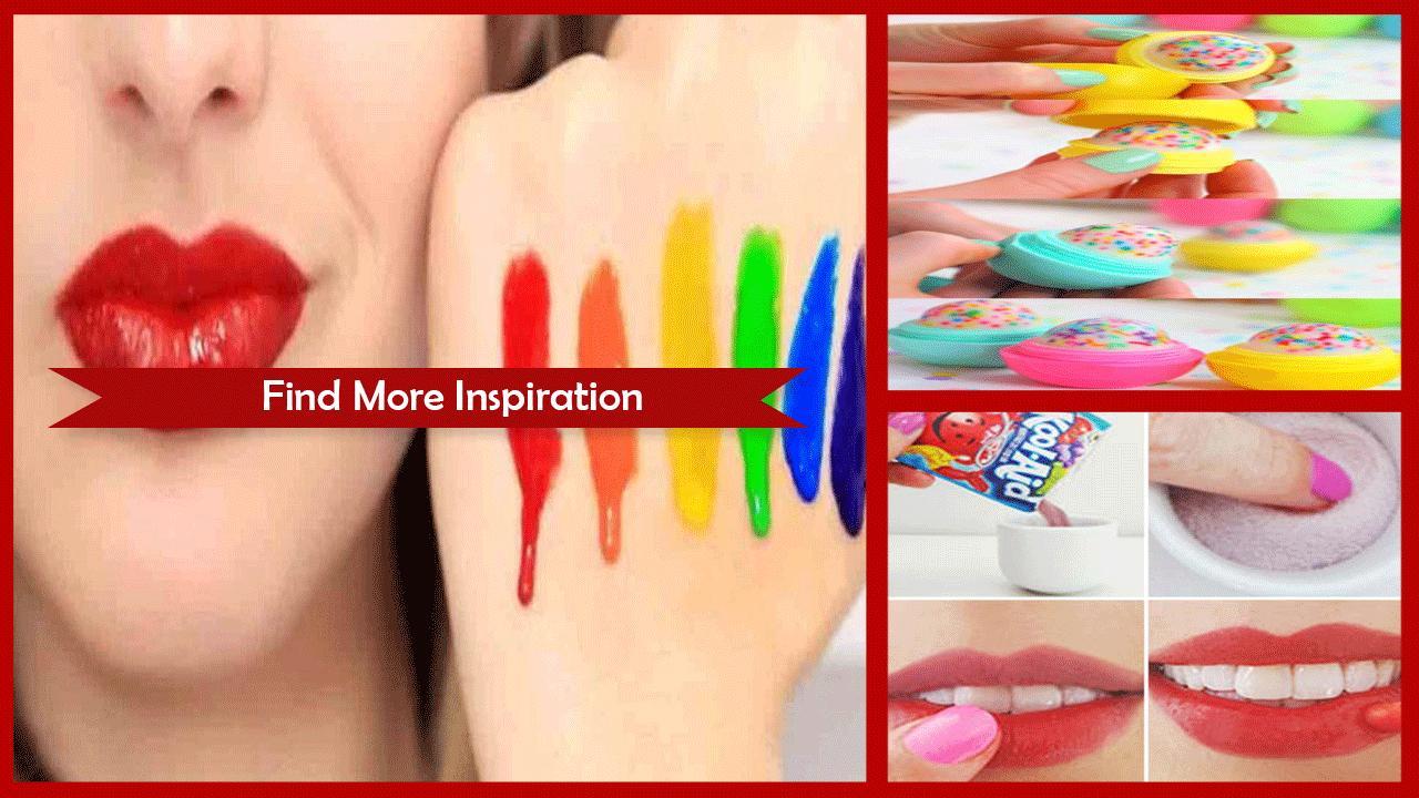 ... Best DIY Lip Stain Food Coloring screenshot 1 ...