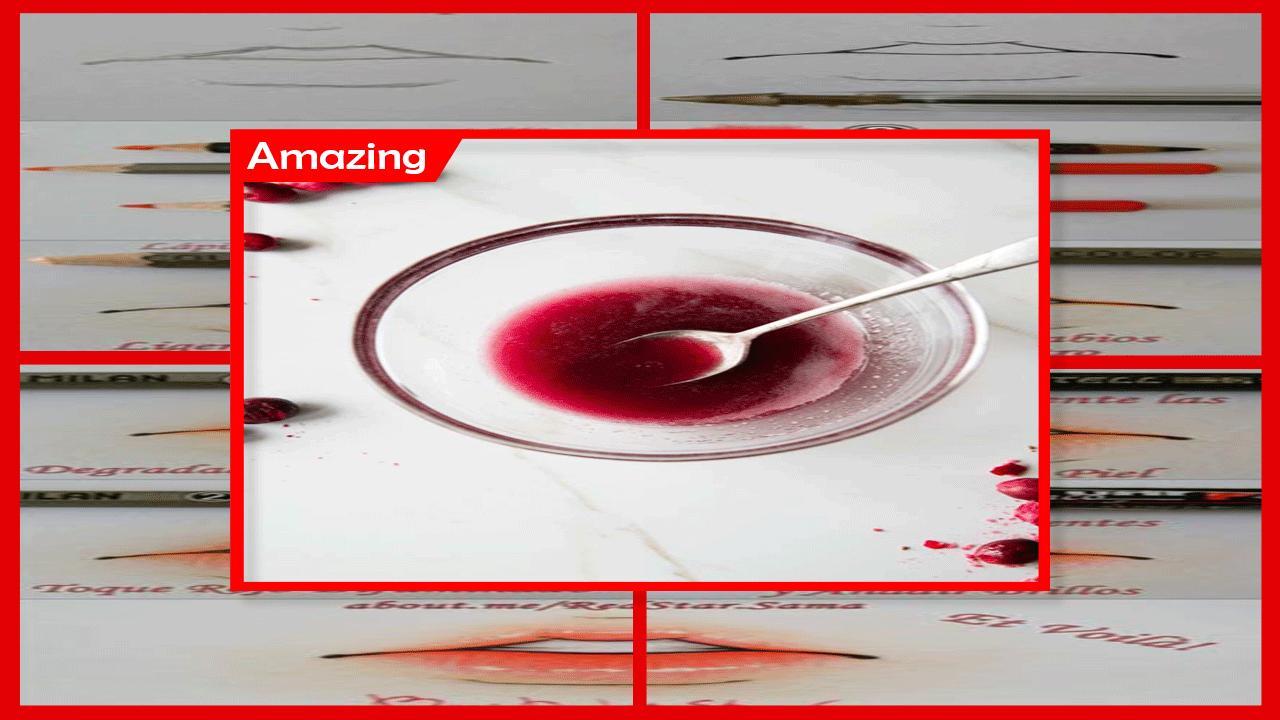 ... Best DIY Lip Stain Food Coloring capture d'écran 4