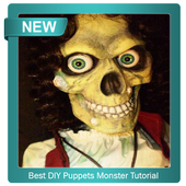 Best DIY Puppets Monster Tutorial icon