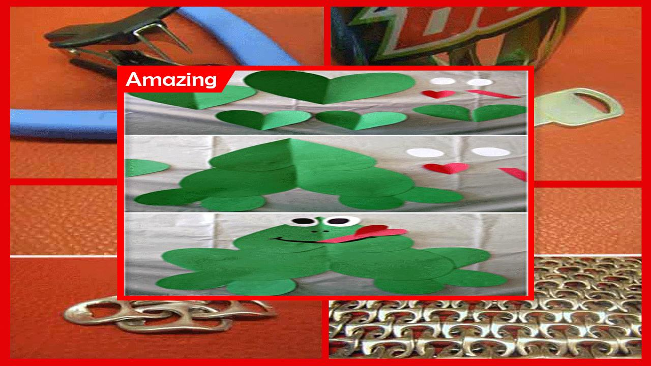Paper Plate Frog Craft Ideas poster