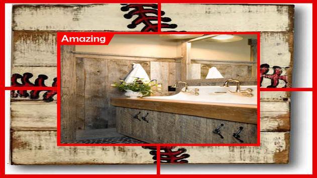 Rustic Wall Decor Tutorial For Kitchen apk screenshot