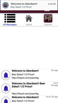 Aberdeen Tap poster