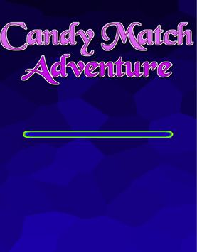 Candy Match Adventure poster