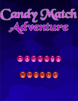 Candy Match Adventure apk screenshot
