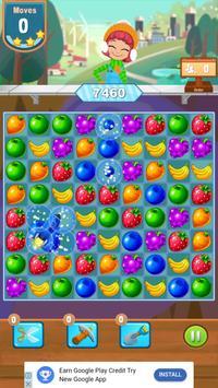 Candy Juice Fresh- Match 3 Puzzle screenshot 4
